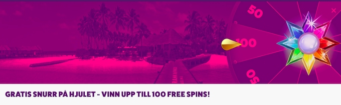 Frank & Fred Casino free spins