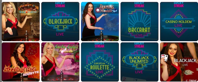 Ridika Live Casino
