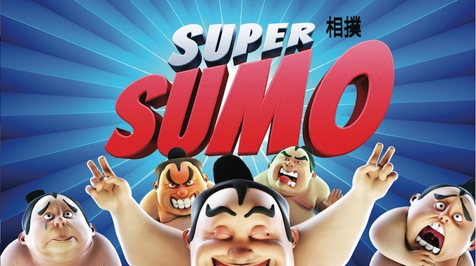 Super Sumo slot från Fantasma Games