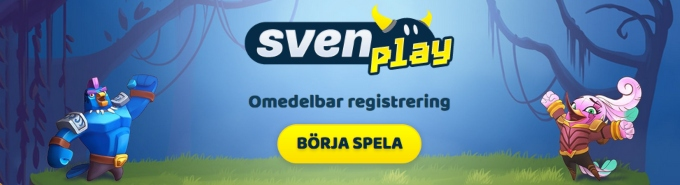Svenplay Casino Bonus